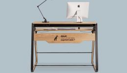 bureau assis debout design