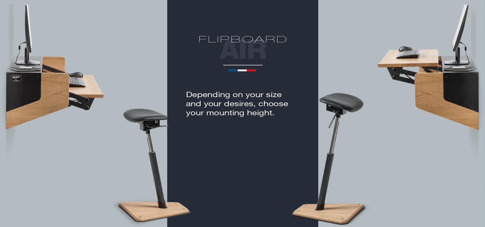 THE FLIPBOARD AIR